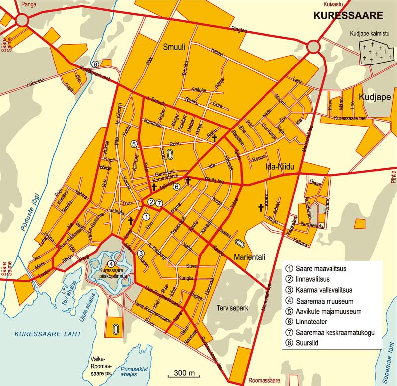 File:Kuressaare_kaart.png